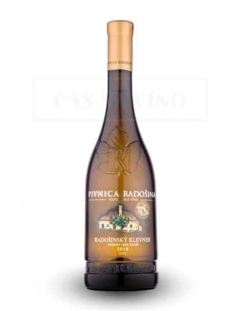 Radošinský Klevner vinárstvo Pivnica Radošina