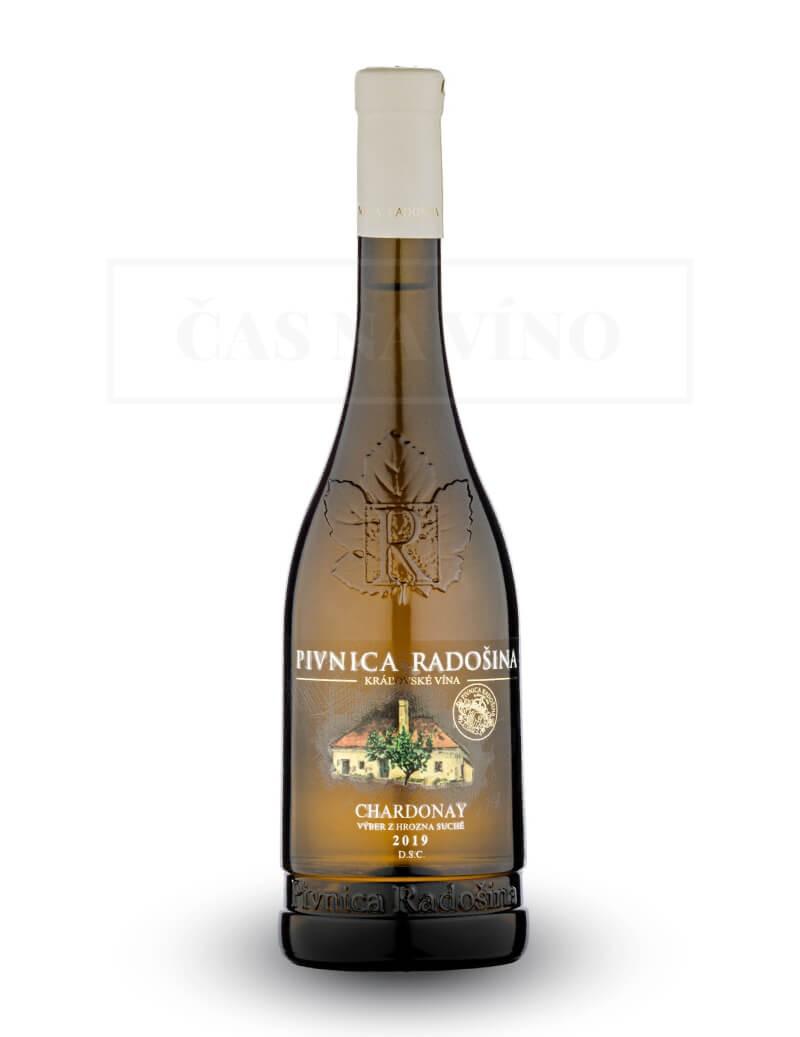 Pivnica Radošina - Chardonnay 2019