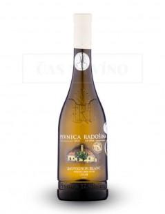 Pivnica Radošina - Sauvignon Blanc 2018