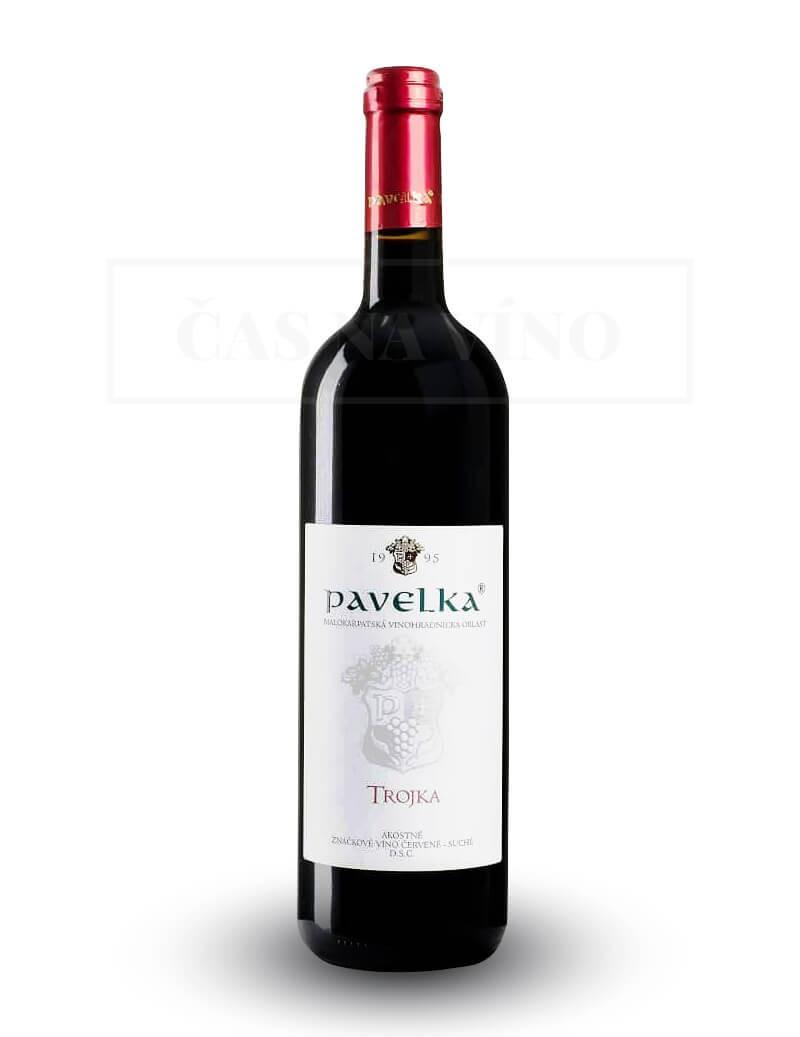 Trojka vinárstvo Pavelka