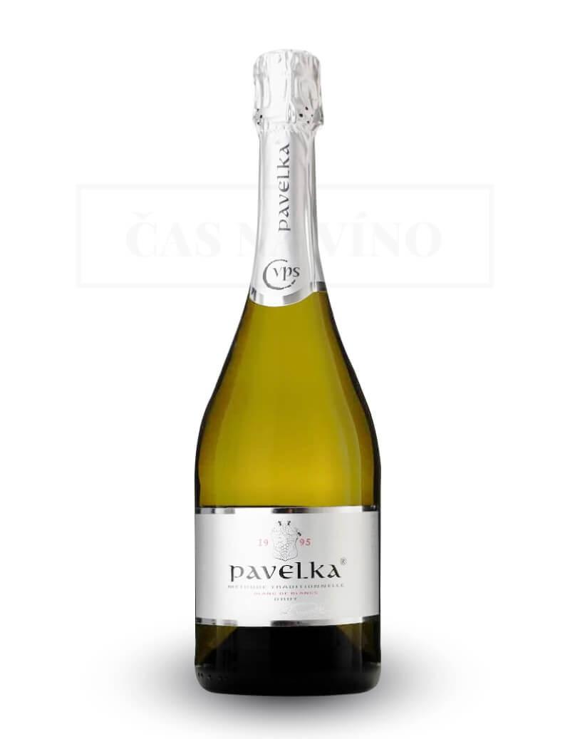 Blanc de Blancs vinárstvo Pavelka.