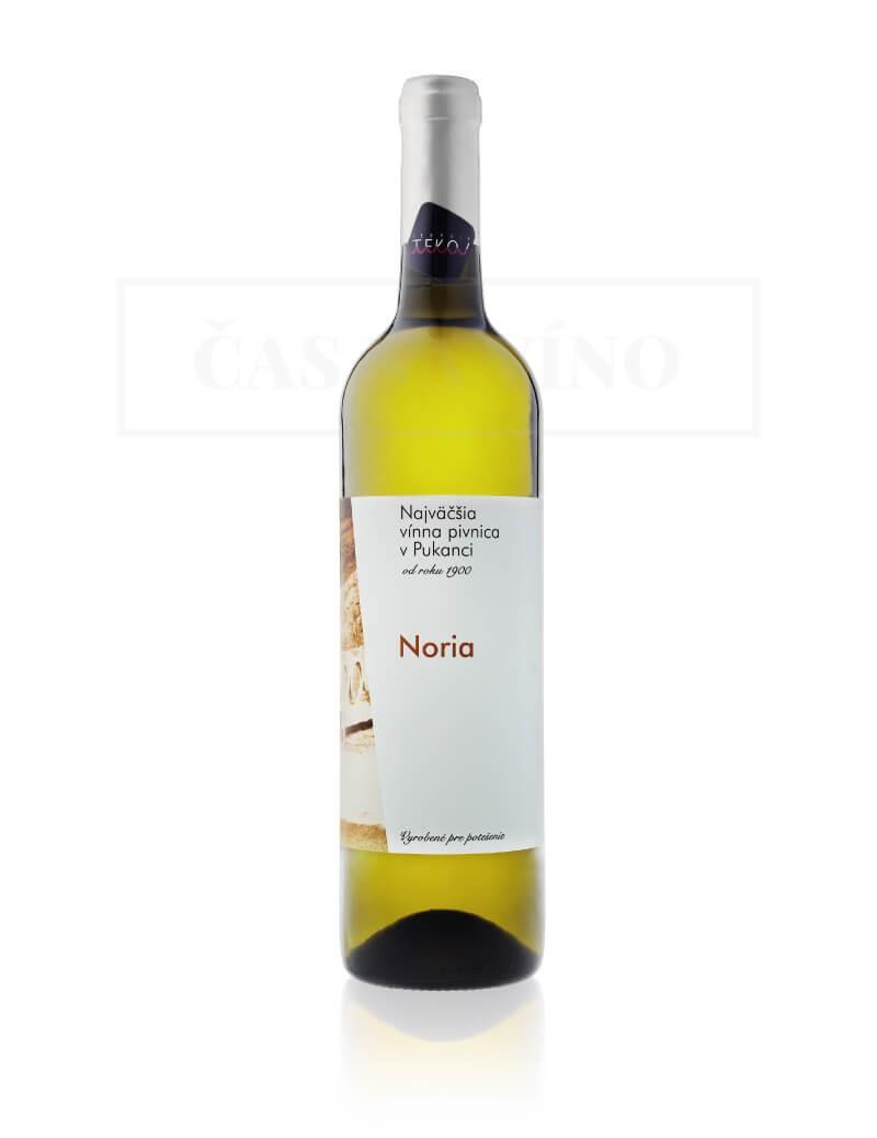 Noria vinárstvo Najväčšia vínna pivnica v Pukanci