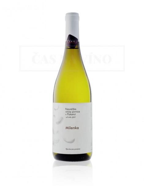 Najväčšia vínna pivnica v Pukanci - Milenka