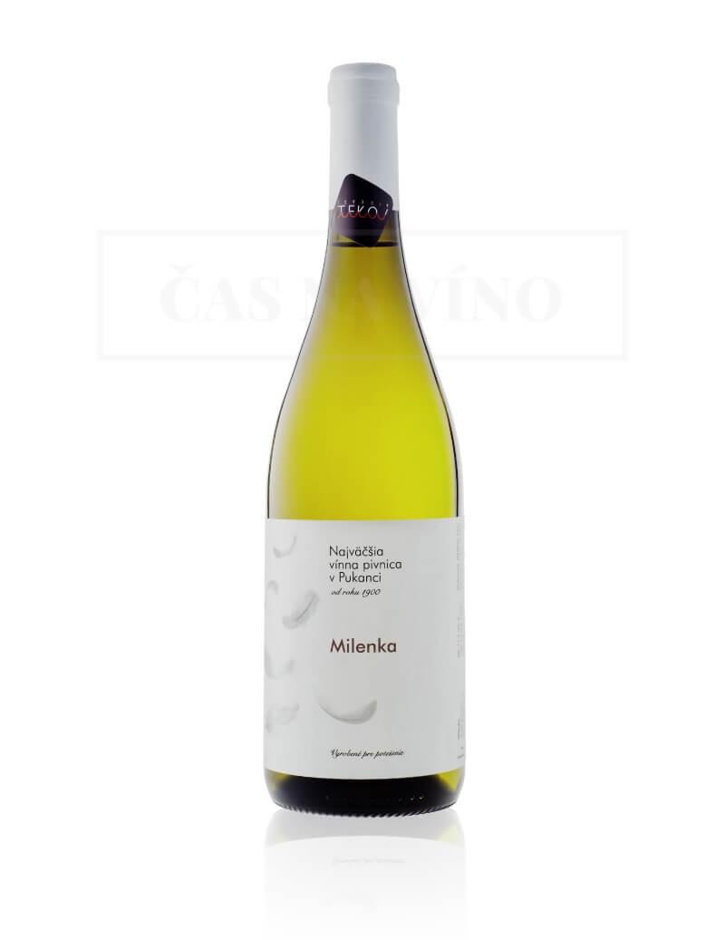 Víno Milenka, vinárstvo Najväčšia vínna pivnica v Pukanci