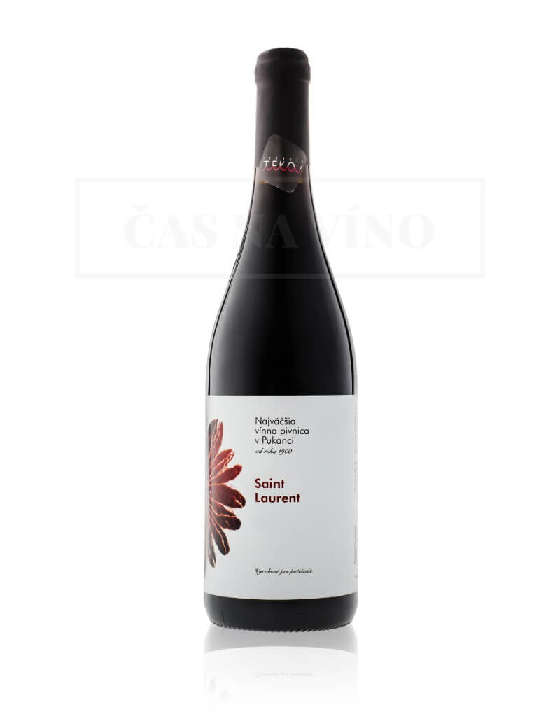 Najväčšia vínna pivnica v Pukanci - Saint Laurent
