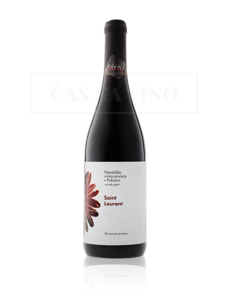 Víno Saint Laurent, vinárstvo Najväčšia vínna pivnica v Pukanci