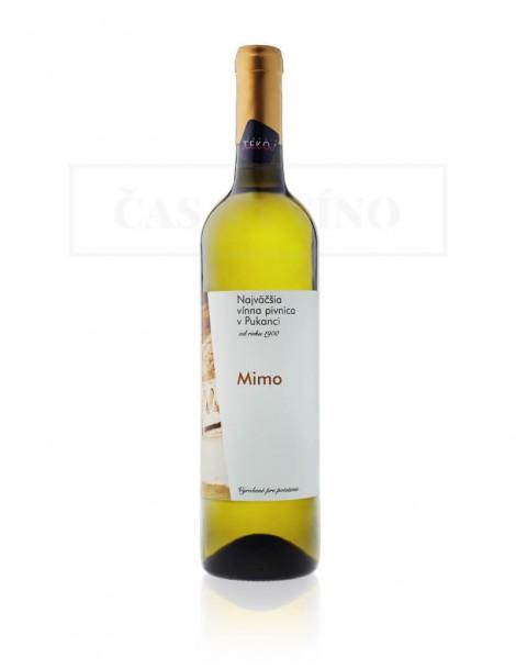Najväčšia vínna pivnica v Pukanci - Mimo
