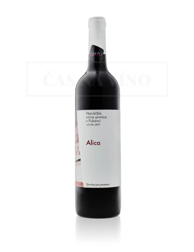 Najväčšia vínna pivnica v Pukanci - Alica