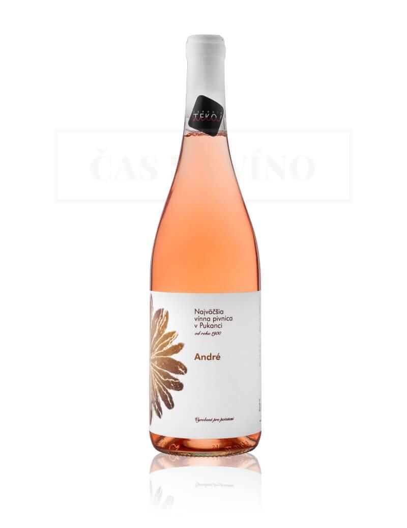 Najväčšia vínna pivnica v Pukanci - André