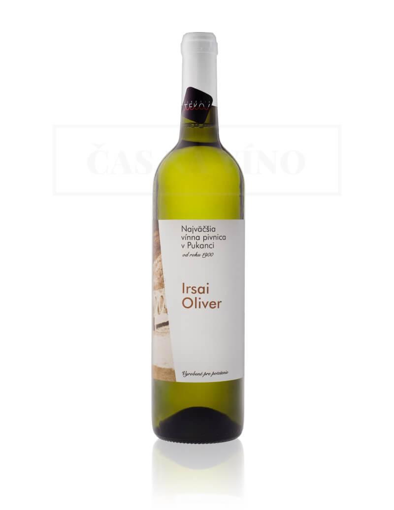Najväčšia vínna pivnica v Pukanci - Iršai Oliver