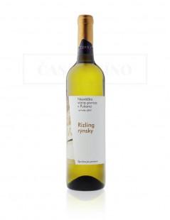 Najväčšia vínna pivnica v Pukanci - Rizling Rýnsky