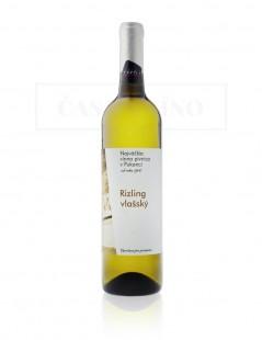 Najväčšia vínna pivnica v Pukanci - Rizling vlašský