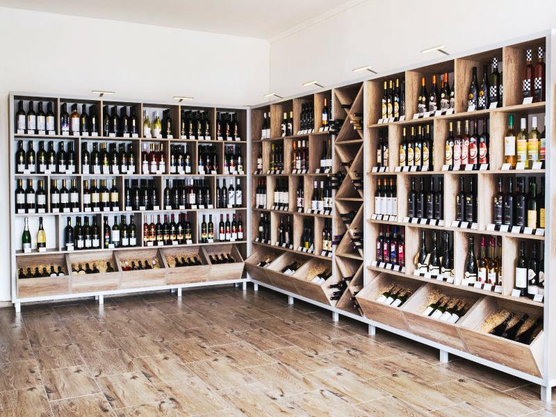 vinotéka Čas na víno - Žarnovica